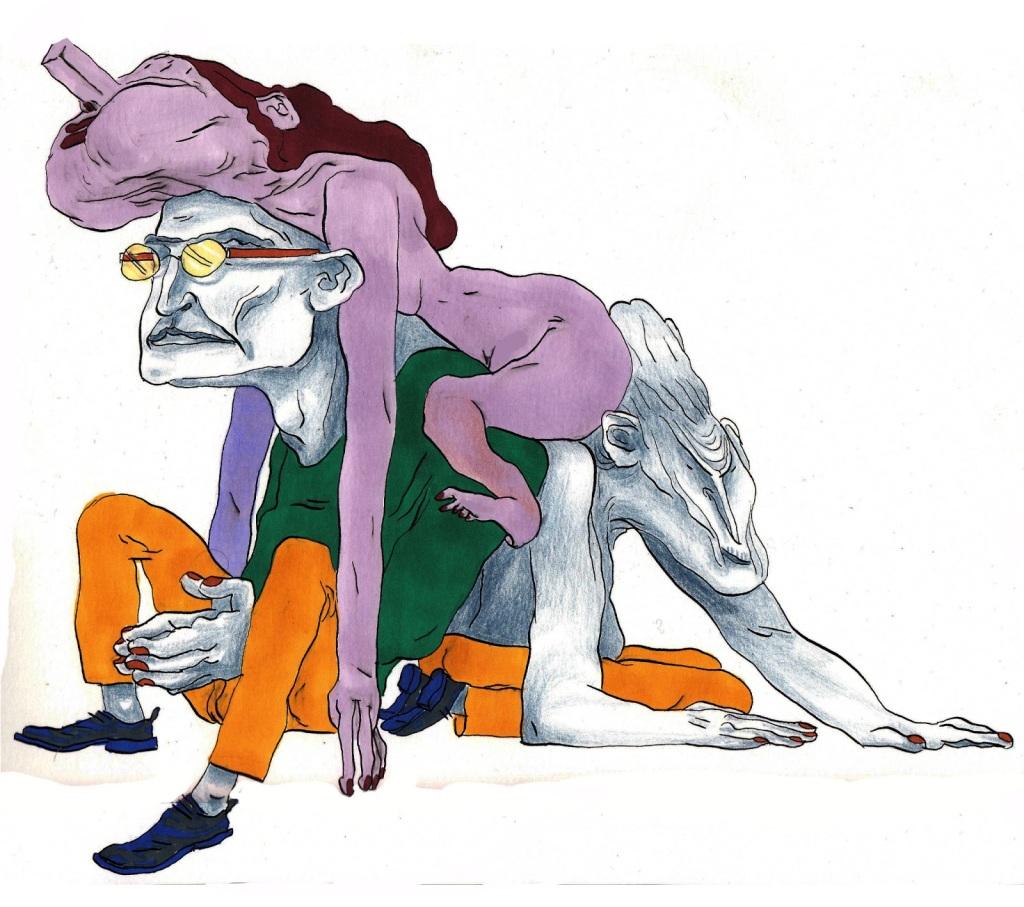 trois esprits